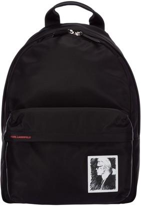 Karl Lagerfeld Paris Legend Rucksack Backpack