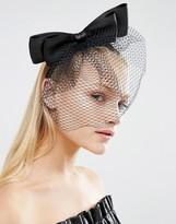 Asos Bow Veil Hair Fascinator