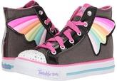 Skechers Twinkle Toes - Shuffles 10707L Lights (Little Kid/Big Kid)