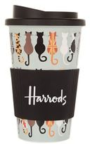 Harrods Curly Tails Thermal Travel Mug