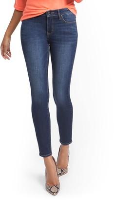 New York & Co. Petite Lexi Mid-Rise Super-Skinny Jeans