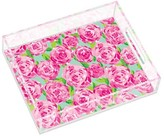 The Well Appointed House Lilly Pulitzer Serving Tray-First Impression-Available in Two Different Sizes