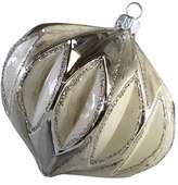 Nordstrom Faceted Handblown Glass Ornament