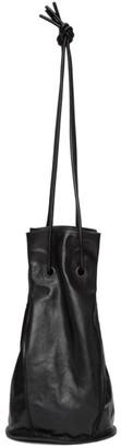 Y's Ys Black Purse Style Shoulder Bag