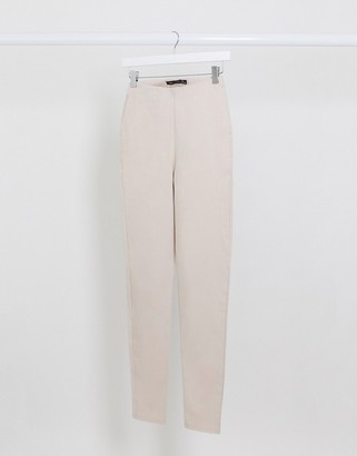 I SAW IT FIRST skinny trousers in pink
