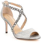 Antonio Melani Jamme Stone Embellished Dress Sandals
