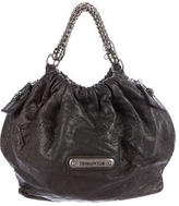 Thomas Wylde Leather Side-Zip Hobo