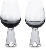 Tom Dixon Tank Set Of Two Wine Glasses