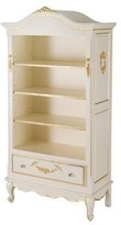 The Well Appointed House Linen Bookcase with Gold Gilding