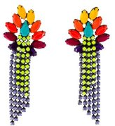 Tom Binns Riri Fringe Drop Earrings