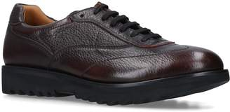 Stemar Leather Hybrid Sneakers
