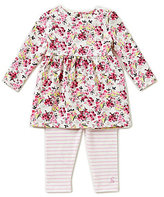 Joules Baby Girls Newborn-18 Months Long Sleeve Dress and Leggings Set
