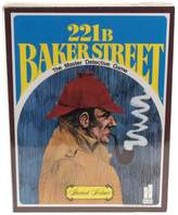 University Games 221B Baker Street - The Master Detective Game by