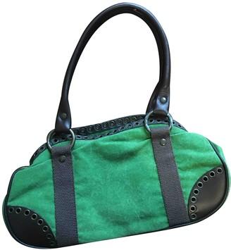 Maliparmi Green Leather Handbags