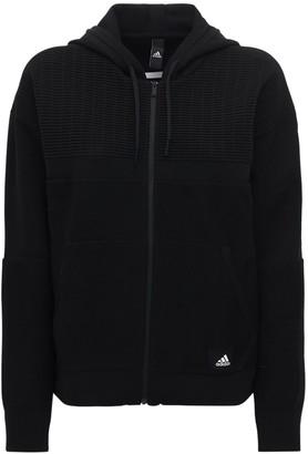 adidas Prime Knit Zip-up Hoodie