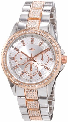 Spirit Women's Analogue Quartz Watch with Alloy Strap ASPL120X