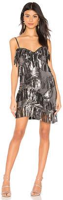 NBD X by Cristal Metallic Dress