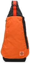 Stone Island one shoulder backpack