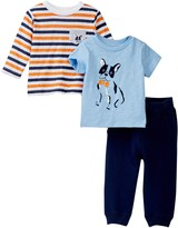 Little Me Dog 3-Piece Play Set (Baby Boys)