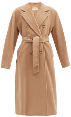 Max Mara Madame Coat - Womens - Camel