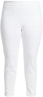 Nydj, Plus Size Pull-On Skinny Ankle Pants