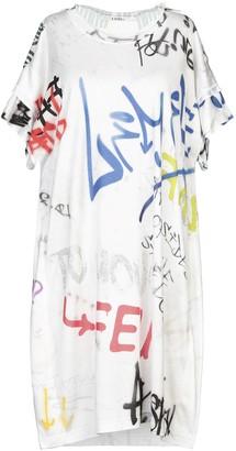 Limi Feu Short dresses