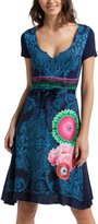 Desigual Women's Dress MATTY - , M
