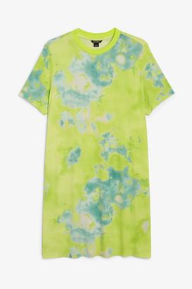 Monki Stretchy t-shirt dress