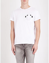 True Religion Horseshoe Cotton T-shirt