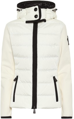 MONCLER GRENOBLE Down ski jacket