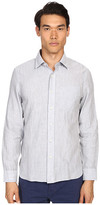 Jack Spade Grant Point Collar Double Face Chambray