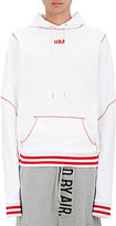 "Hood by Air Men's ""Angel Dust"" French Terry Hoodie-WHITE"