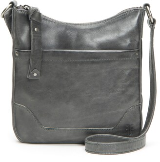 Frye Melissa Swing Leather Crossbody Bag