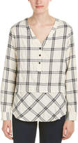 Fifteen-Twenty FIFTEEN TWENTY Fifteen Twenty Mix Match Plaid Shirt