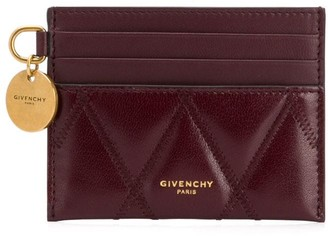 Givenchy quilted card holder