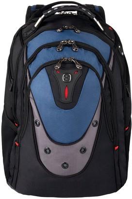 Wenger Ibex 17 Inch Laptop Backpack With A Tablet /Ereader Pocket Blue