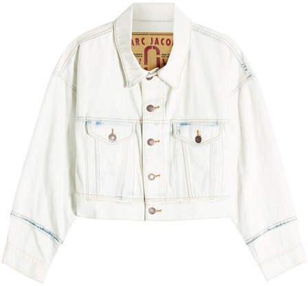 Marc Jacobs Cropped Denim Jacket