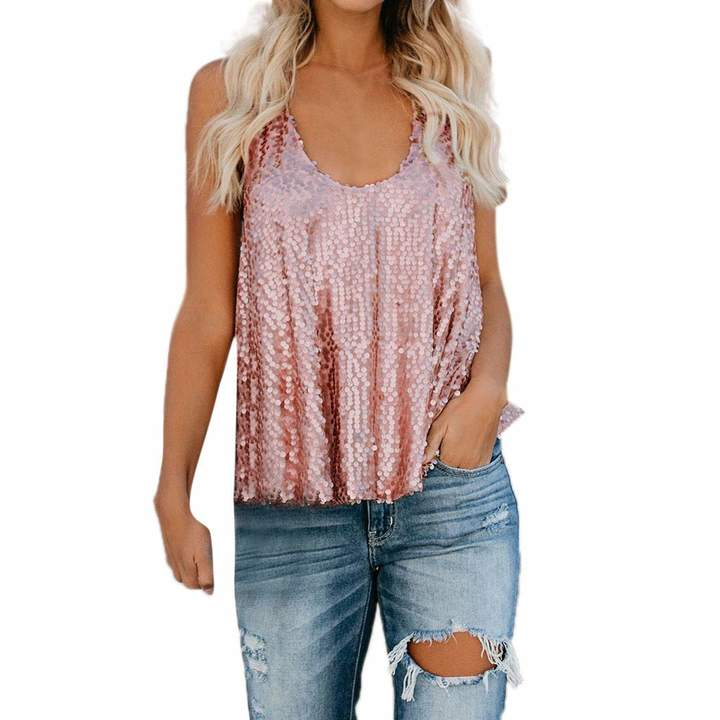5c229b65 Women Party Sequin Tops - ShopStyle Canada