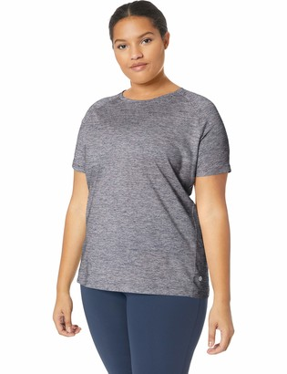 Core 10 Amazon Brand Size Women's Fitted Run Tee