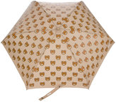 Moschino teddy bear print umbrella - unisex - Polyester - One Size