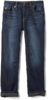 Gap 1969 Soft And Jersey-Lined Straight Jeans