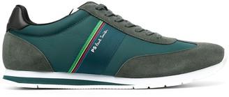 Paul Smith Rainbow-Stripe Sneakers