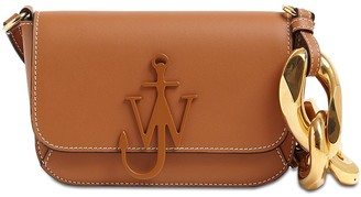 J.W.Anderson Midi Anchor Leather Shoulder Bag