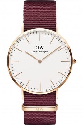 Daniel Wellington Classic 40 Roselyn Watch DW00100267