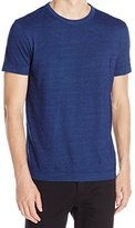 Theory Men's Gaskell Denim Jersey Short Sleeve T-Shirt