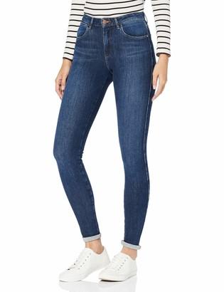 Wrangler Women'sGreensboro Straight Jeans
