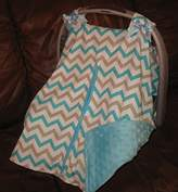 Baby Car Seat Covers: Carseat Canopy By Baxter Baby Gear - Car Seat Covers Baby Will Love! Minky Fabric Baby Car Seat Covers For Boys. Chevy Car Seat Covers... Breathable Sun & Wind Protection