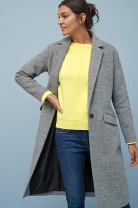 Next Womens Grey Coat - Grey