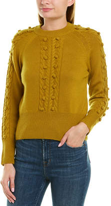 Naadam Cashmere Wool & Cashmere-Blend Sweater