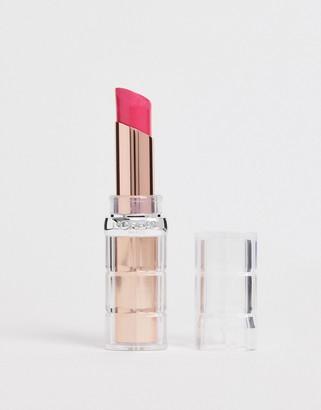L'Oreal Color Riche Plump and Shine Lipstick 106 Pitaya